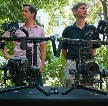Play Days at Vistek feature new Sony, DJI and Atomos gear