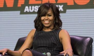 Michelle Obama keynote, SXSW Festival, Austin, Texas, America - 16 Mar 2016