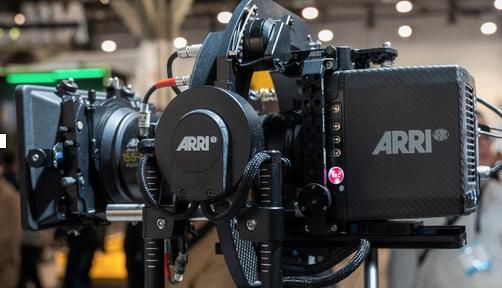 Overview of 4 large-format digital cinema cameras and lenses