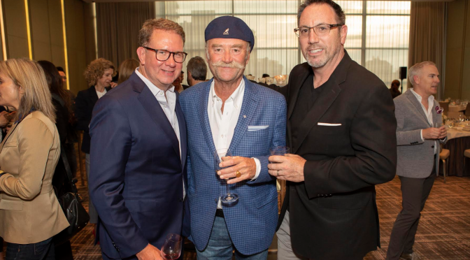 Content Canada Screenings and Industry Conference offered attendees an opportunity to gain insight from some of tv's biggest names